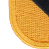 1st Cavalry Div HQ'S Non Airborne Beret Flash Patch #2   Lower Left Quadrant