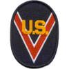 1st Cavalry 1st Group 9th Brigade U.S. Volunteers Patch