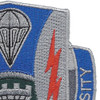 1st Brigade Combat Team 82nd Airborne Division Special Troops Battalion Patch STB 41 | Upper Right Quadrant