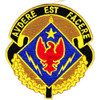 1st Brigade 4th Infantry Division Special Troop Battalion Patch - STB-4