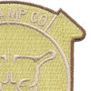 1st Brigade 204th Military Police Company Patch | Upper Right Quadrant