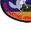 1st Battalion Reconnaissance 82nd Aviation Regiment Wolfpack Patch | Lower Left Quadrant