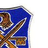 1st Brigade, 101st Infantry Division Special Troops Battalion Patch STB-34 | Upper Right Quadrant