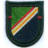1st Battalion 75th Ranger Regiment Flash Patch