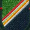 1st Battalion 75th Ranger Regiment Flash Patch | Center Detail
