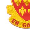77th Field Artillery Battalion Patch | Lower Left Quadrant