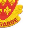 77th Field Artillery Battalion Patch | Lower Right Quadrant