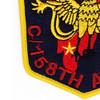 158th Avaition Battalion 101st Division C Company Patch | Lower Left Quadrant
