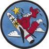 157th Fighter Squadron Patch - Colored Version