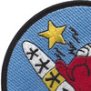 157th Fighter Squadron Patch - Colored Version | Upper Left Quadrant