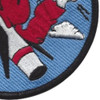 157th Fighter Squadron Patch - Colored Version | Lower Right Quadrant