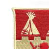 157th Field Artillery Battalion Patch | Upper Left Quadrant