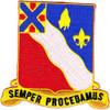 156th Field Artillery Regiment Patch