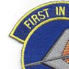 156th Airlift Squadron Patch | Upper Left Quadrant