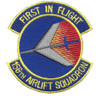 156th Airlift Squadron Patch