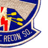 155th Tac Recon Squadron Patch | Lower Right Quadrant