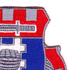 155th Armored Brigade Combat Team Special Troops Battalion Patch STB-61 | Upper Right Quadrant