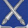 154th Infantry Regiment Patch | Center Detail