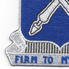 154th Infantry Regiment Patch | Lower Left Quadrant