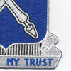 154th Infantry Regiment Patch | Lower Right Quadrant