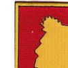 77th Anti Aircraft Field Artillery Battalion Patch | Upper Left Quadrant