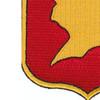 77th Anti Aircraft Field Artillery Battalion Patch | Lower Left Quadrant