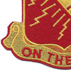 152nd Field Artillery Regiment Patc | Lower Left Quadrant