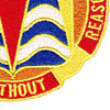 152nd Chemical Battalion Patch   Lower Right Quadrant