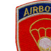 152nd Airborne Antiaircraft Artillery Battalion Patch | Upper Left Quadrant