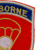 152nd Airborne Antiaircraft Artillery Battalion Patch | Upper Right Quadrant