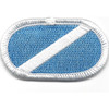 151st Ranger Battalion Flash Oval