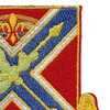 151st Field Artillery Regiment Patch | Upper Right Quadrant