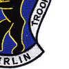 7781st Composite Service Brigade Patch Special Berlin Troops | Lower Right Quadrant