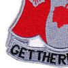 151st Chemical Battalion Patch | Lower Left Quadrant
