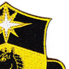 151st Cavalry Regiment Patch | Upper Right Quadrant