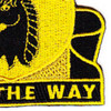 151st Cavalry Regiment Patch | Lower Right Quadrant
