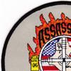 150th Field Artillery Battalion Patch Assassins Team Raiders | Upper Left Quadrant