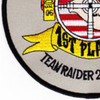 150th Field Artillery Battalion Patch Assassins Team Raiders | Lower Left Quadrant