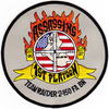 150th Field Artillery Battalion Patch Assassins Team Raiders