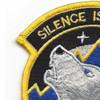 76th Space Control Squadron Patch   Upper Left Quadrant