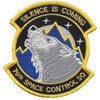 76th Space Control Squadron Patch