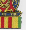 14th Infantry Regiment Patch Vietnam Ribbon | Lower Right Quadrant