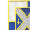 144th Armor Inf Battalion Patch | Upper Left Quadrant