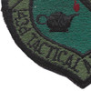 143rd Tactical Airlift Group OD Patch | Lower Left Quadrant