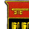 777th Field Artillery Battalion Patch   Upper Left Quadrant