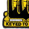 777th Field Artillery Battalion Patch   Lower Left Quadrant