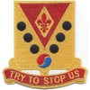 142nd Field Artillery Regiment Patch