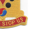 142nd Field Artillery Regiment Patch | Lower Right Quadrant