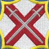 142nd Battlefield Surveillance Brigade Patch | Center Detail