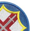 142nd Battlefield Surveillance Brigade Patch | Upper Right Quadrant